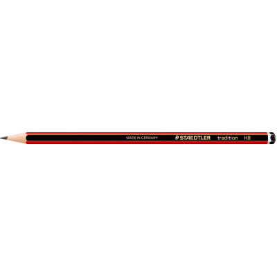 STAEDTLER 110 TRADITION PENCIL Graphite HB
