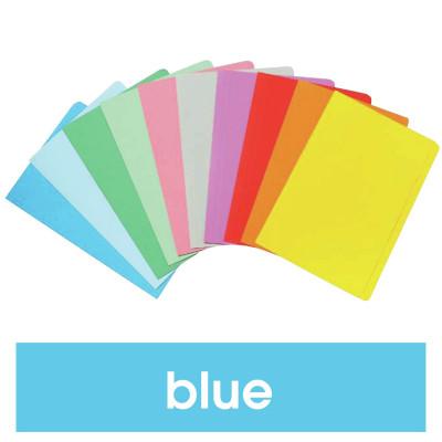 MARBIG MANILLA FOLDER F/Cap Blue Pack of 20