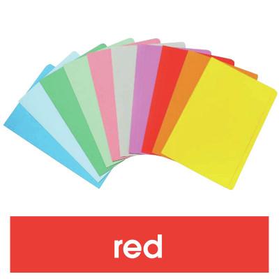 MARBIG MANILLA FOLDER F/Cap Red Pack of 20