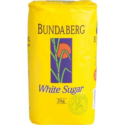 BUNDABERG WHITE SUGAR 2kg