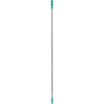 CLEANLINK MOP HANDLE Aluminium 150cm Green 25mm Thread
